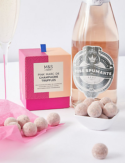 Image result for prosecco and chocolates