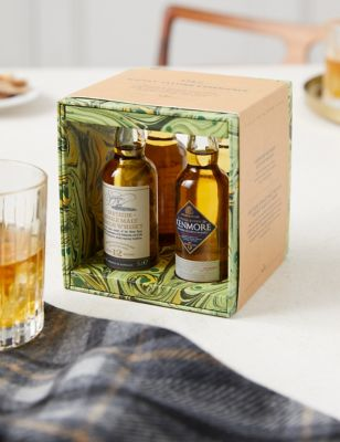 The Connoisseur Whisky Tasting Experience Gift