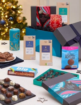 Chocolate Treats Gift Box (Delivery from November 2021)