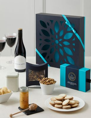 Indulgent Food Gift Box
