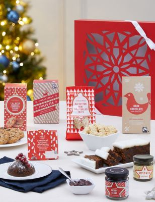 Classic Christmas Gift Box (Delivery from 4th November 2021)