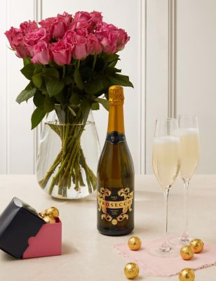 Especially for You Bouquet with Prosecco & Chocolates