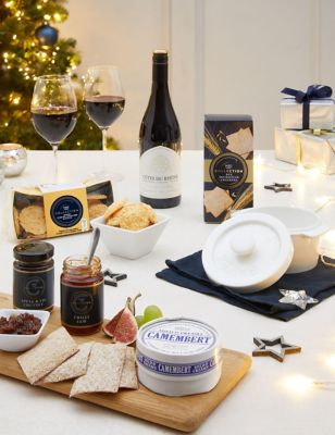 Camembert Baker Gift Selection (Delivery from 19th December 2021)