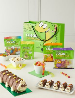 Colin the Caterpillar™ Cake Gift Bag