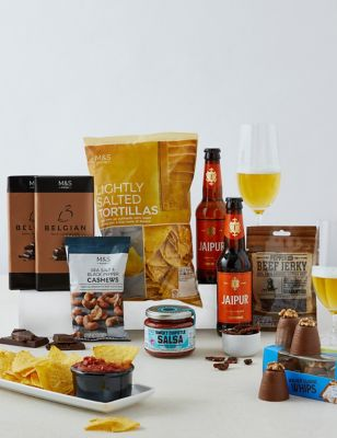The Tasty Tuck Box Gift Selection
