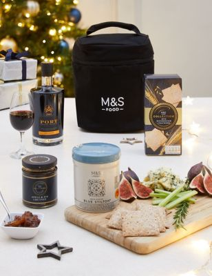 Port & Stilton Gift (Delivery from 19th December 2021)
