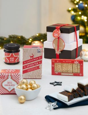 Christmas Afternoon Treats (Delivery from November 2021)