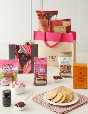 Treats from M&S Gift Bag