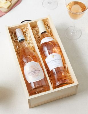 Rosé Wine Duo