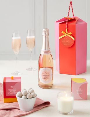 All Things Pink Prosecco Gift Box (Delivery from 4th November 2021)