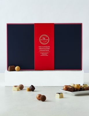 The Ultimate Chocolatier Collection