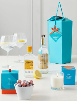 All Things Gin Gift Box (Delivery from November 2021)
