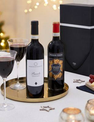 Winemakers Premium Edit Red Wine Duo (Delivery from November 2021)