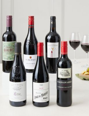 Winemakers Premium Edit Red Mixed Case of 6 (Delivery from November 2021)