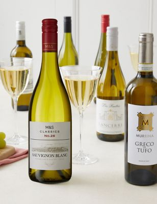 Winemakers Premium Edit White Mixed Case of 6 (Delivery from November 2021)