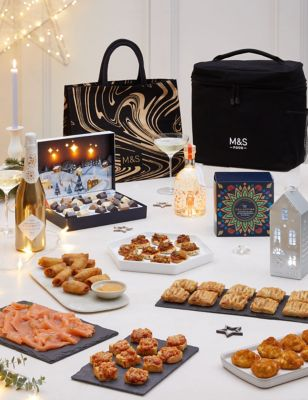 All I Want for Christmas Hamper (Delivery from 19th December 2021)