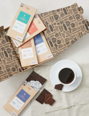 Single Origin Chocolate Letterbox Gift