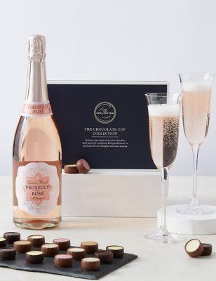 Prosecco Rosé & Chocolates