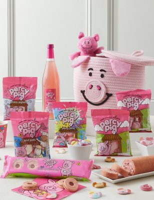 Percy Pig's Fabulous Goody Basket