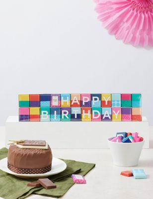 Chocolate Celebration Cake Gift