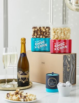 It's All Popping Off Congratulations Gift Box