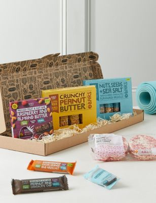 The Healthy Snacks Letterbox Gift
