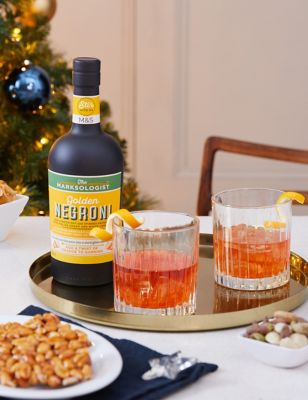 Negroni & Nibbles Gift Box (Delivery from 19th November 2021)