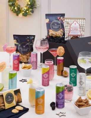 Christmas Happy Hour Cocktail Gift Box (Delivery from November 2021)