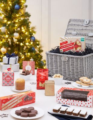 Festive Treats Hamper (Delivery from 2nd November 2021)