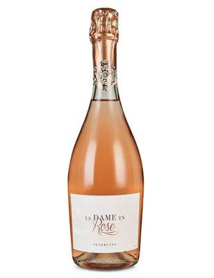 La Dame en Rose Sparkling Rosé - Case of 6
