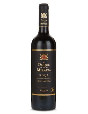 El Duque de Miralta Rioja Gran Reserva - Case of 6