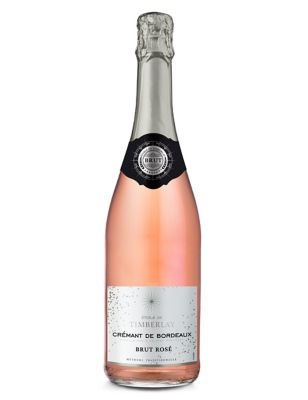 Cremant de Bordeaux Rose - Case of 6