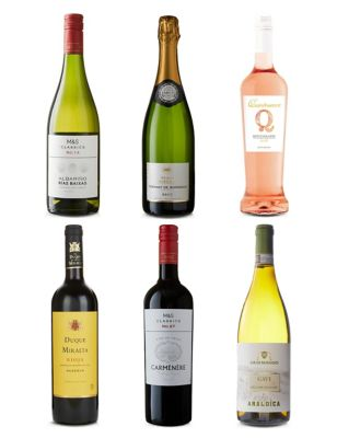 Fred's Spring Mix Wine Case - Case of 6