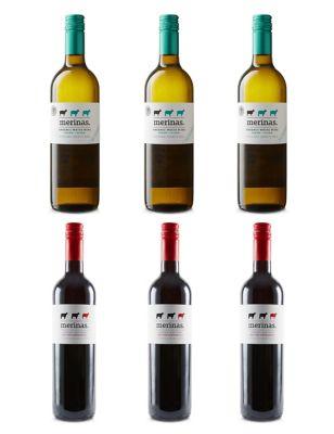 Merinas Organic Wine Case - Case of 6