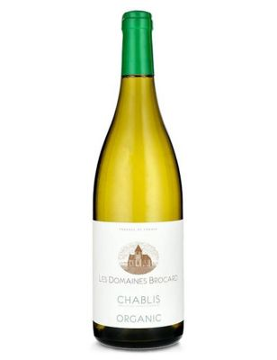 Famille Brocard Chablis Organic - Case of 6
