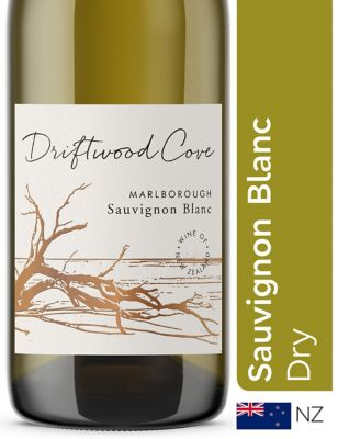 Driftwood Cove Sauvignon Blanc - Case of 6