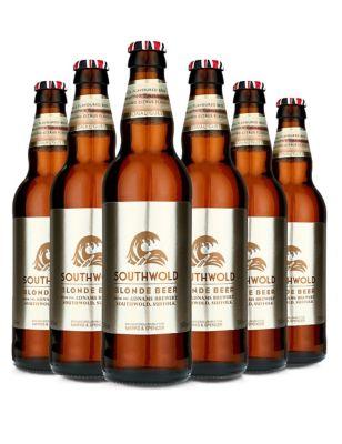 Southwold Blonde Beer - Case of 12