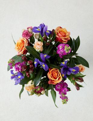 Coral Meadow Bouquet