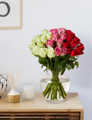 Summer Rose Abundance Bouquet