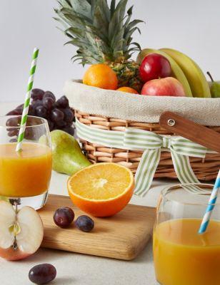 Medium Fresh Fruit Basket