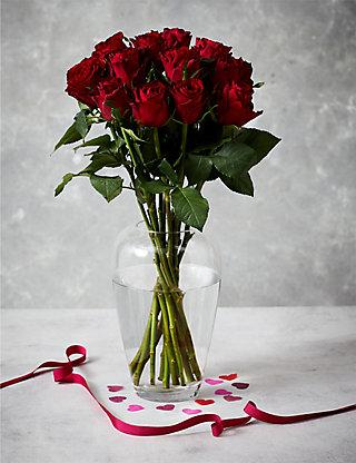 m&S fairtrade roses