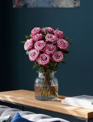 Moody Blues Roses Bouquet