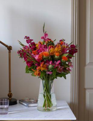 Ready To Arrange Vibrant Summer Flowers