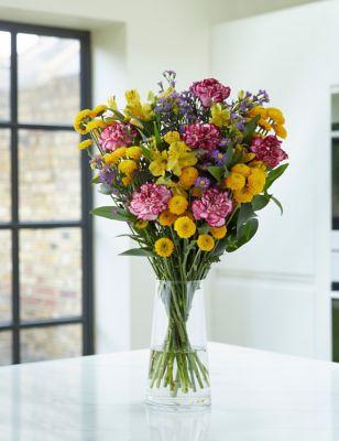 Ready To Arrange Summer Flowers Bouquet