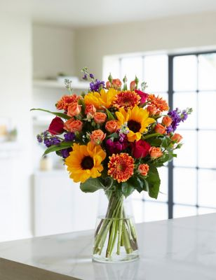 Indian Summer Bouquet