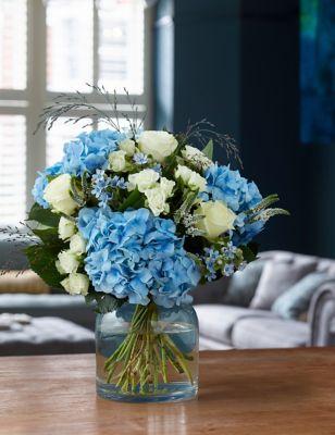 Summer Sapphire Bouquet