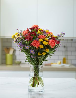 Ready To Arrange Brights Flowers Bouquet