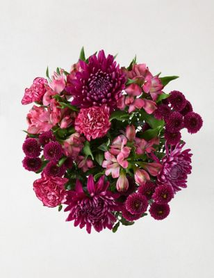 Colourburst Bouquet of the Month (Delivery from 29th September 2021)