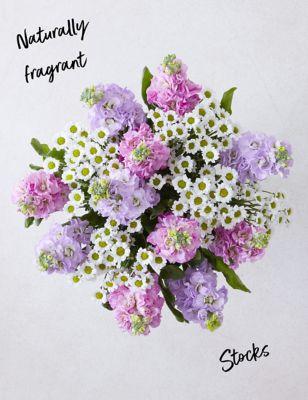 Ready To Arrange Autumn Pastel Bouquet
