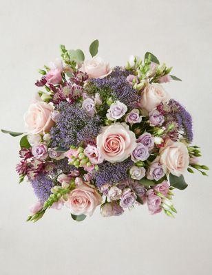 Lilac Blush Bouquet